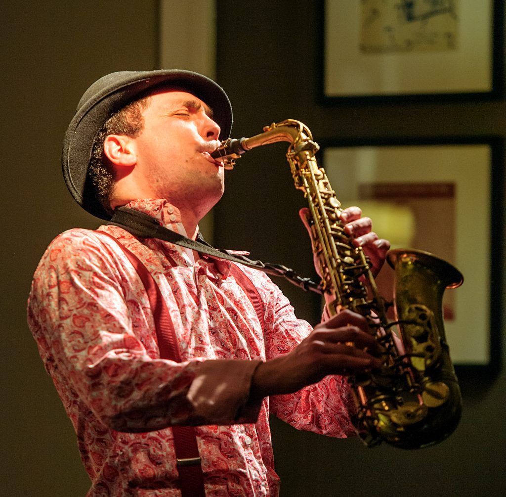 Tom Harrison Quartet - Splinter Jazz 5th April 2015