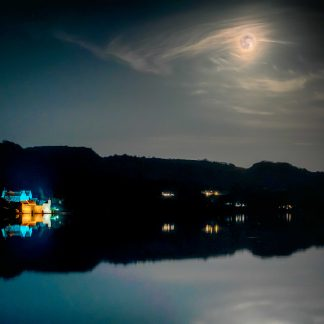 Moon Lough GIll lake