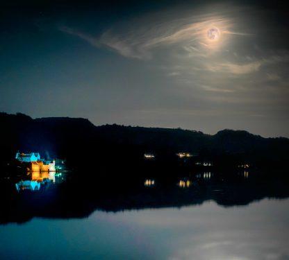 Moon Lough GIll lake